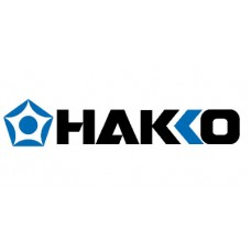 Hakko FH410-82. Iron holder with cleaning wire