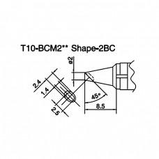 Наконечник Hakko T10-BCM2