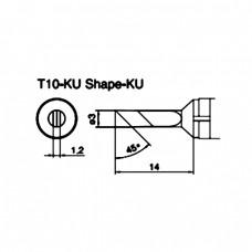 Наконечник Hakko T10-KU
