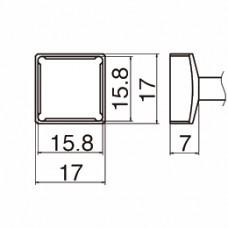 Наконечник Hakko T12-1208 Quad