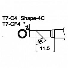 Наконечник Hakko T7-C4