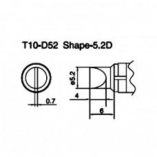 Наконечник Hakko T10-D52