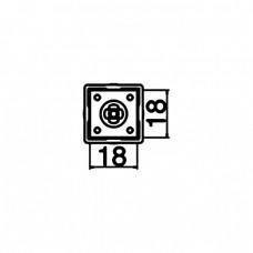 Наконечник Hakko N51-17 BGA