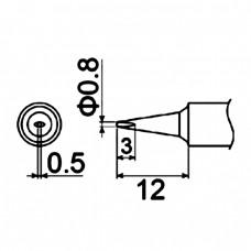 Наконечник Hakko T22-D08