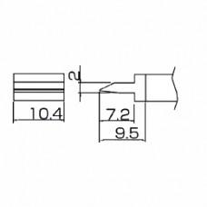 Наконечник Hakko T12-1401 Spatula