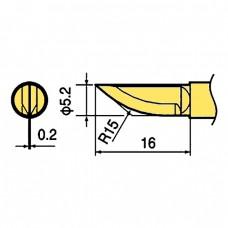 Сменные ножи Hakko G3-1601
