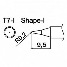 Наконечник Hakko T7-I