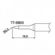 Наконечник Hakko T7-SB03