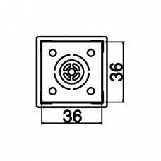 Наконечник Hakko N51-24 BGA